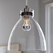 60W E27 Minimalist Glass Pendent Light – USD $ 149.99