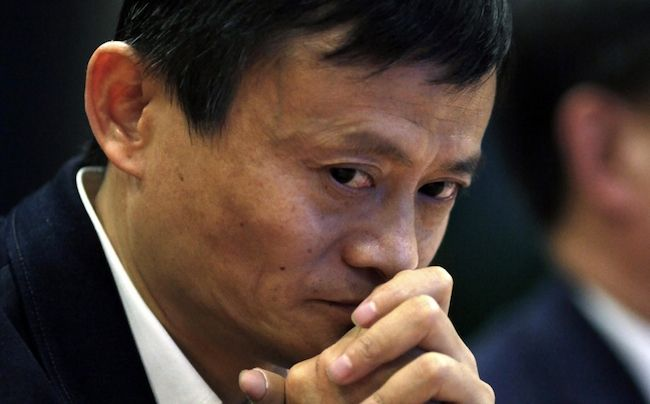 Jack Ma: If You're Poor At 35, You Deserve It http://www.zerohedge.com/news/2014-09-22/jack-ma-if-youre-poor-35-you-deserve-it