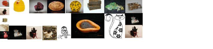 Glicerinax e parafinas - material para sabonetes, velas e outros