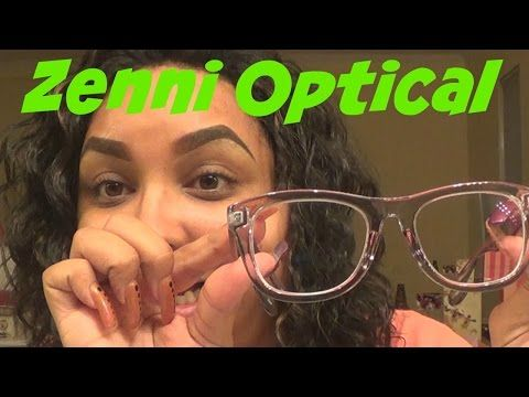 How to Order Prescription Glasses Online with Zenni Optical - YouTube