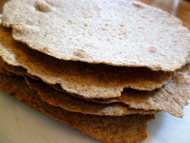 Homemade Chapatis | frugal feeding