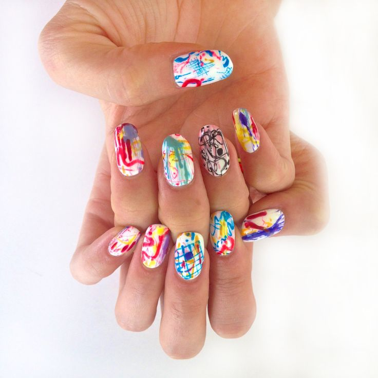87 best sartle art history nail art images on pinterest nail sarah cain designed and hand painted by spifster sutton spifster for vanity projects painted nail arthand prinsesfo Images