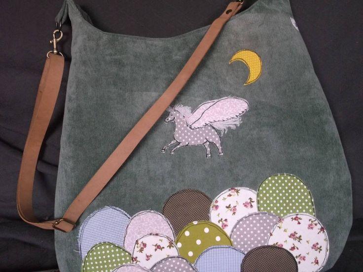 FREE INTERNATIONAL SHIPPING Pegazus messenger bag shoulder bag genuine leather strap by kiseri on Etsy