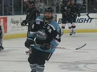 Nate Thompson came home to Anchorage and played for the ECHL Alaska Aces during NHL Lockout 2012-13, so enjoyed watching him while he was with the Aces.