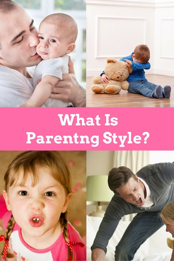 4 Parenting Styles   Styles & Outcomes Infographics