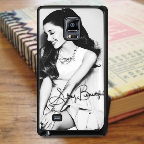 Ariana Grande Story Beautiful Samsung Galaxy Note 3 Case