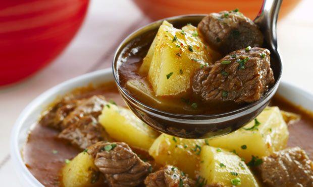 Receitas de carne de panela para o almoço ou jantar
