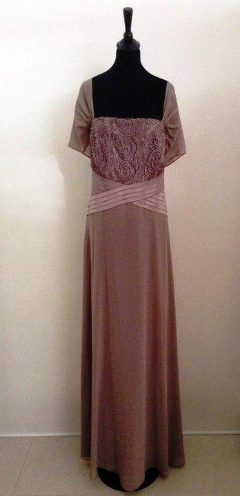 SP13Aa Spoločenské šaty outlet svadobný salón Valery