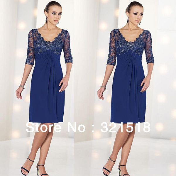 Step Mother of the Bride Dresses