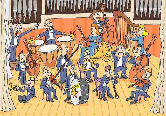 Praatplaat orkest