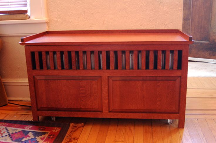 Custom Designed - custom closets, home offices, wood radiator covers, kitchens, bathrooms, custom cabinetry