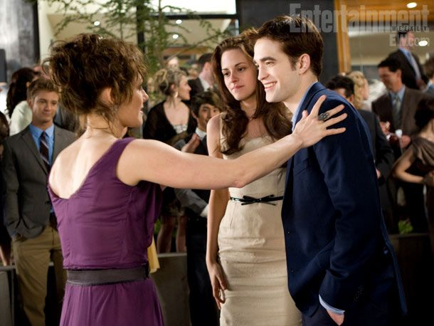 The Twilight Saga: Breaking Dawn - Part 1- Leaving for the Honeymoon