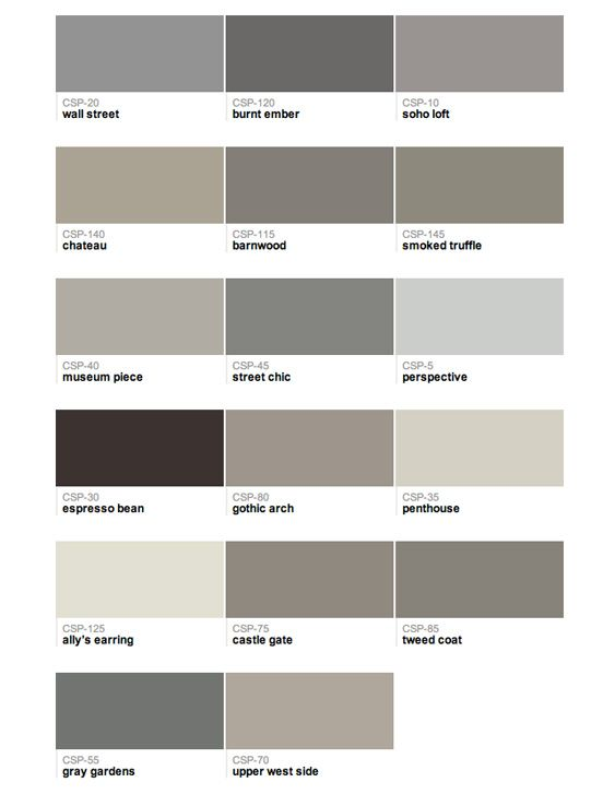 198 Best Paint Colors Images On Pinterest Colour Palettes. Benjamin Moore  Porch Floor And Patio ...