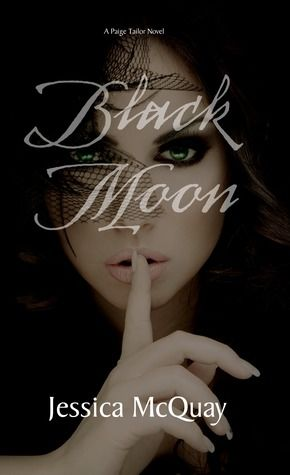 Reading and Writing Urban Fantasy and Paranormal Romance: Review: Black Moon by Jessica McQuay