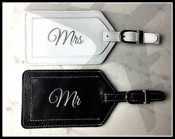 gift for bride and groom, destination wedding, monogrammed luggage tags, luggage tag, luggage tags personalized, custom luggage tags,