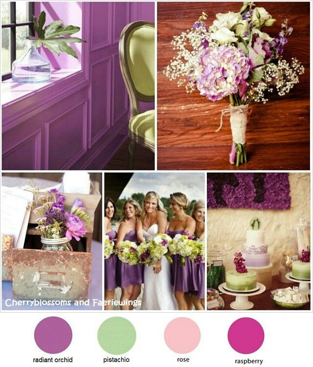 89 best pink and mint green wedding images on Pinterest | Weddings ...