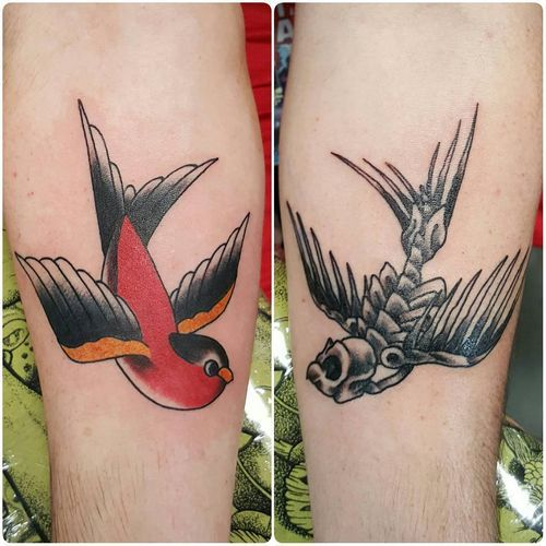 23 Sparrow Tattoo Designs Ideas: 47 Best Great Tattoo Flash/Drawings Images On Pinterest