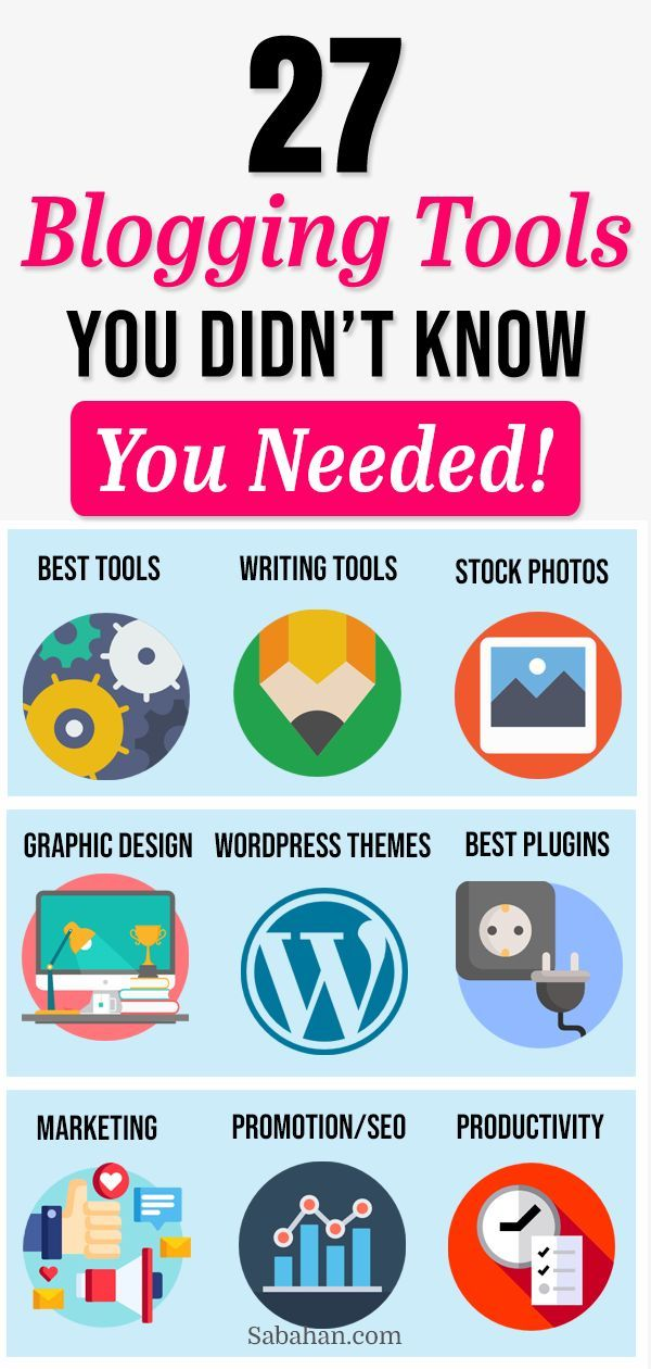 27 Best Blogging Tools To Help You Grow Your Blog In 2019 Blog Tools Blog Resources Free Blogging Tools