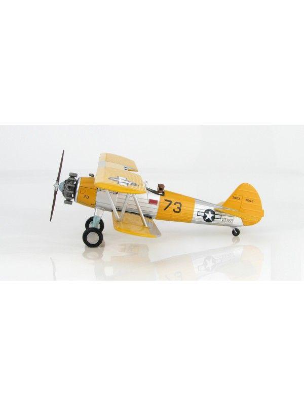 Boeing N2S-3 Stearman | 1/48 | Diecast models, Model, Scale
