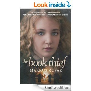 The Book Thief by Markus Zusak. If it weren't for the last quarter of the book, I have to say that I would have rated it average to fair. The last 20% of the story not only picked up, but were incredibly impactful. I don't often turn on the waterworks while reading, but the faucet was wide open for the last few chapters. This book was real. There was pain, and suffering, and it portrays a time which we need not forget. 4.5 stars