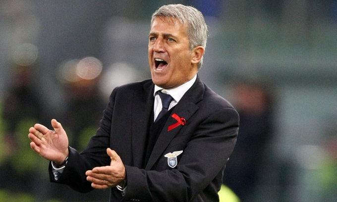 """Petkovic: """"Battiamo l'Inter! Dipende da noi fare una bella gara, concreta e disciplinata"""""""