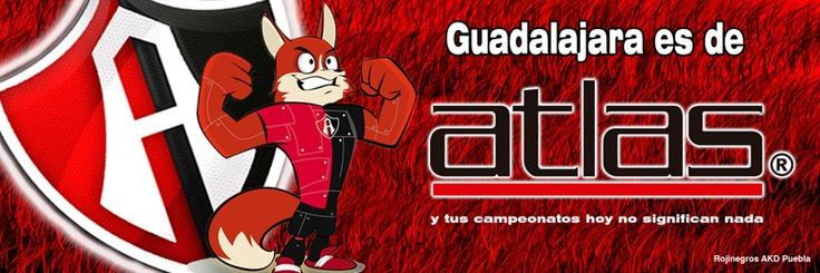 Guadalajara es de Atlas