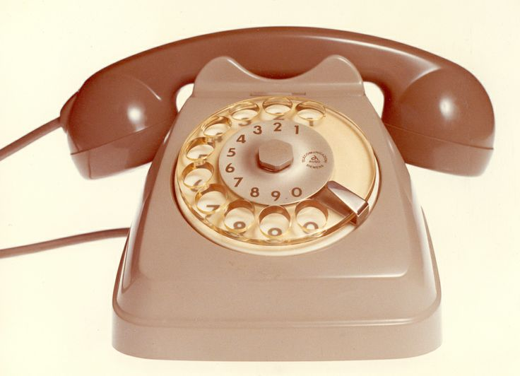 Fotogallery: Storia Dei Telefoni Italiani Dall'800 A Telecom Italia