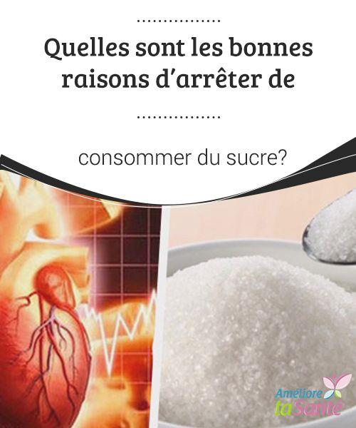 Quelles sont les bonnes raisons d'arrêter de #consommer du sucre? Le #sucre est un #produit très ancien qui est #extrait de la canne à sucre.
