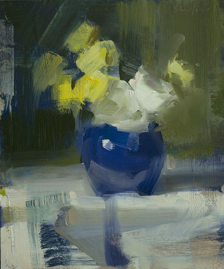 White, Yellow, Blue www.davidshevlino.com