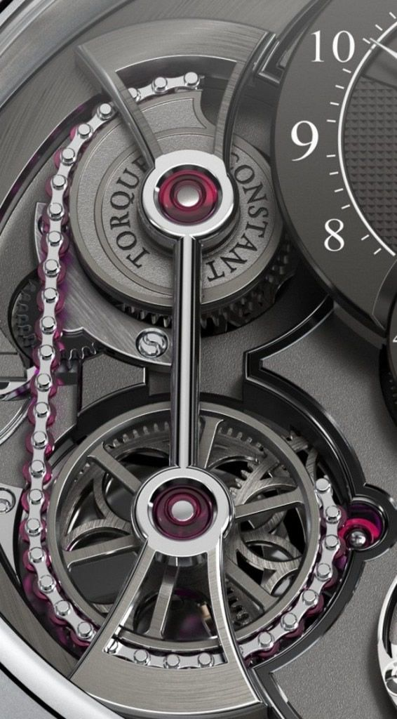 Logical one, Romain Gauthier #watch.
