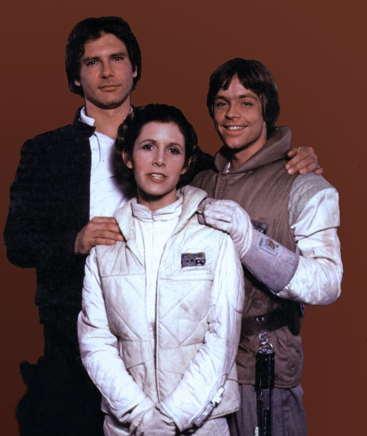 The Scoundrel, the Jedi and the Princess