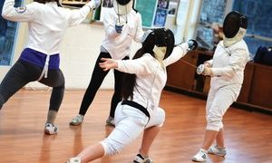 Groupon - Two Fencing Classes at Sebastiani Fencing Academy of Princeton (45% Off) in East Trenton. Groupon deal price: $35