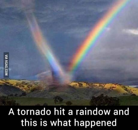 Tornbow? or rainado?