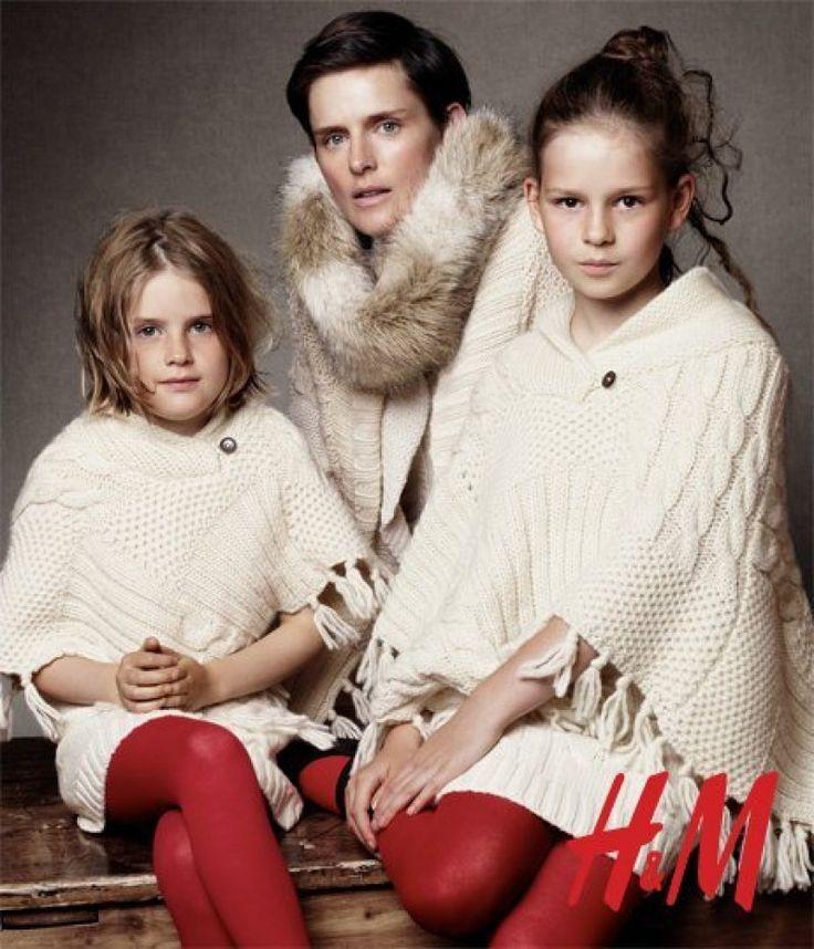 H&M наконец представил свою кампанию Holiday 2010. В съемках для кампании приняли участие Мариякарла Босконо (Mariacarla Boscono), Лия Кебеде (Liya Kebede), Стелла Теннант (Stella Tennant), Касия Струсс (Kasia Struss), Ду Жуан (Du Juan), Фэй Фэй Сун (Fei Fei Sun), а также члены их семей и друзья.