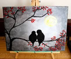 acrylic painting for beginners ile ilgili görsel sonucu