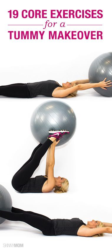 Tighten that tummy with these 19 ab moves!