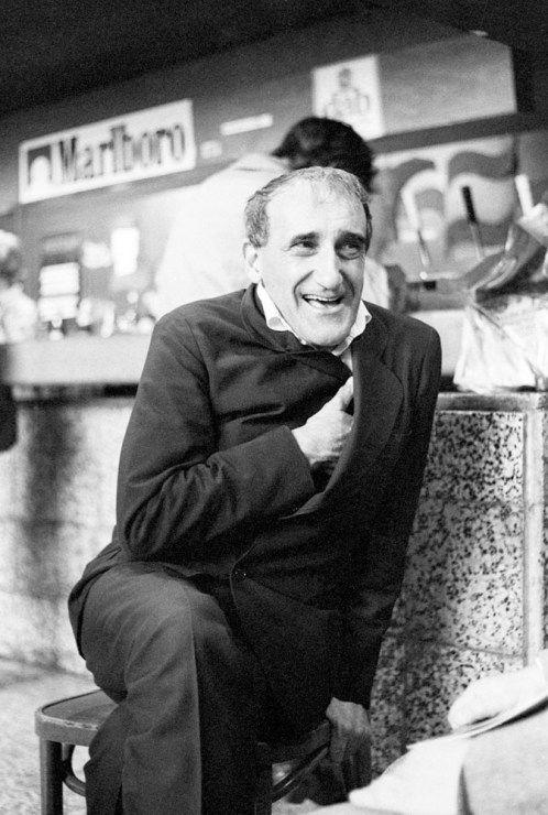 Tadeusz Kantor, photo by Marek Suchecki