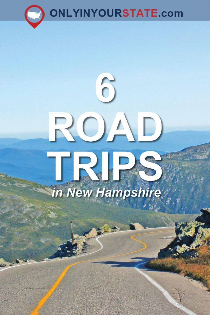 6 Unforgettable Road Trips To Take In