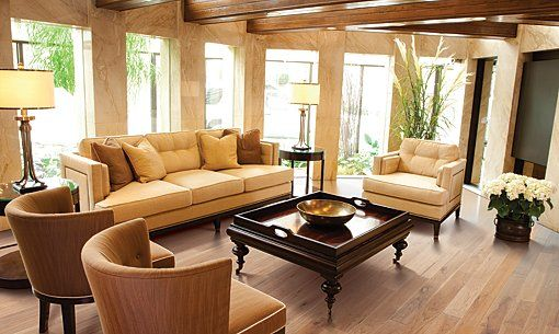 Saunders 5 Quot Hardwood Tanned Hickory Hardwood Flooring