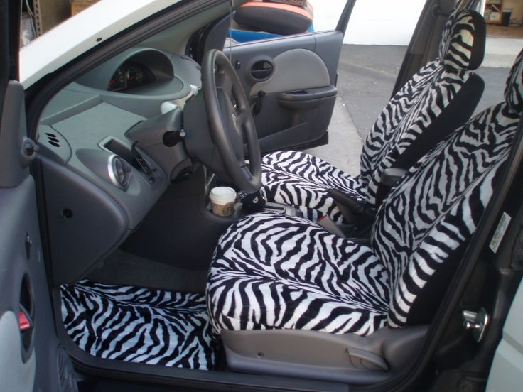 Zebra Car Seat Covers Pictures