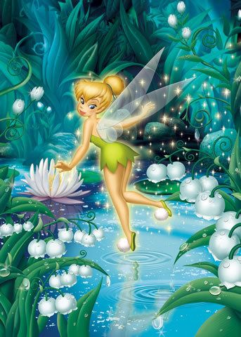 Wallpaper And Background Photos Of Tinkerbell For Fans Disney Fairies Images