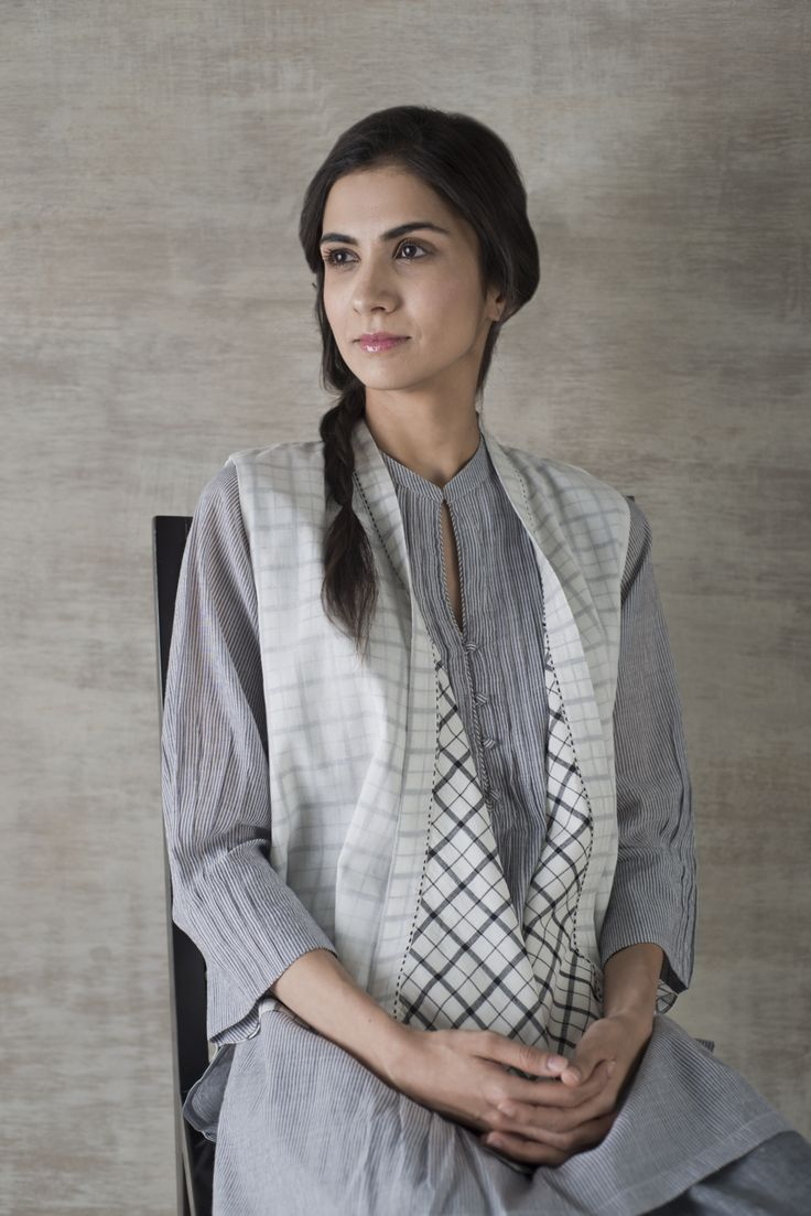 TRAVEL & LEISURE Layering textile traditions in contemporary silhouettes is a lovely way to take Indian style around the world.