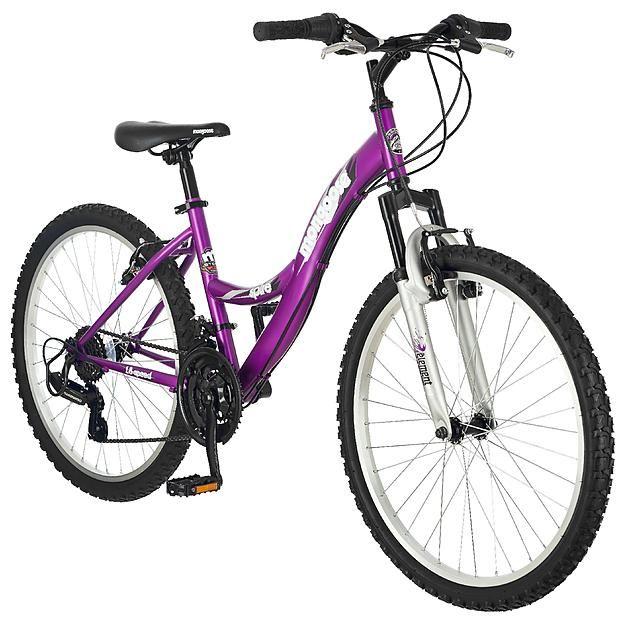 "Mongoose Spire 24"" Girl's Bike 1"