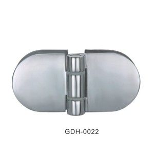 Glass to Glass Half Round Glass Door Hinges[SDH-0022]