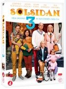Solsidan - Kausi 3 (3 disc) (Ruot. tekstitys) (DVD), 5,95 €