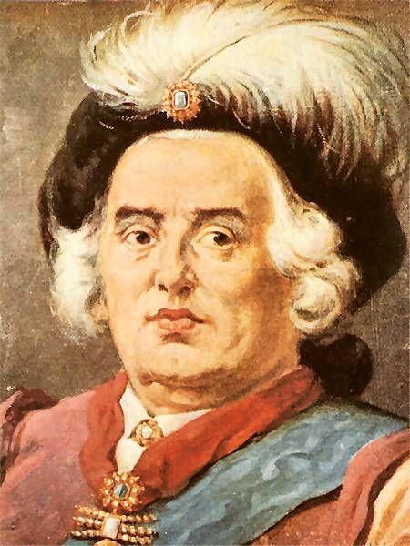 Augustus III of Poland,   Jan Matejko