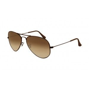 buy Ray Ban RB3025 Aviator Sunglasses Brown Frame Crystal Brown Grad [rayban139] - AUD$29.77 : Ray Ban Sunglasses Official Store