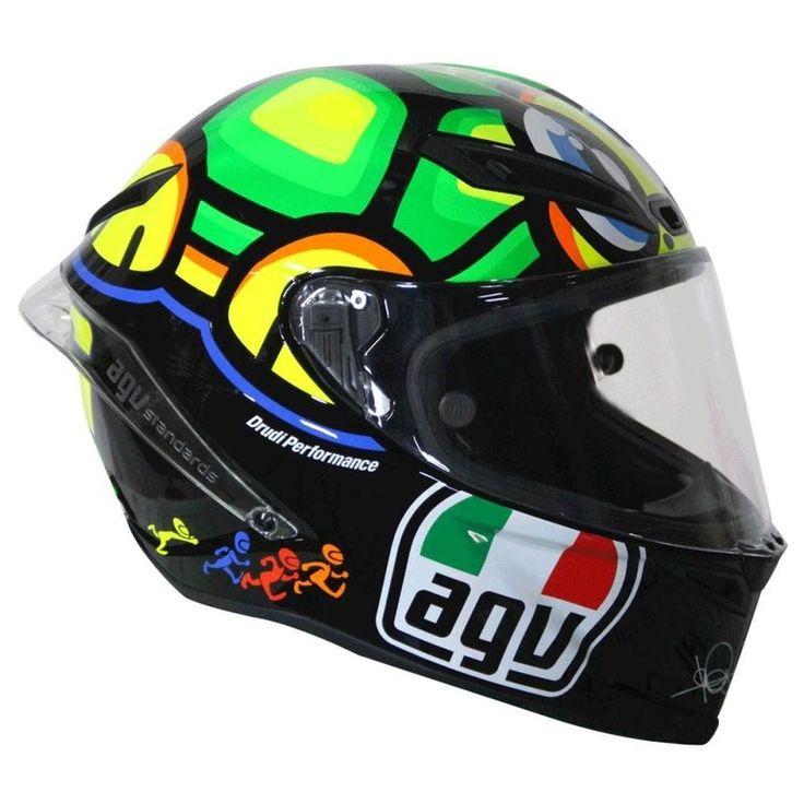 Casco Agv Corsa Edición Limitada. http://flandro.com/casco-integral/1656-casco-agv-corsa-edicion-limitada.html