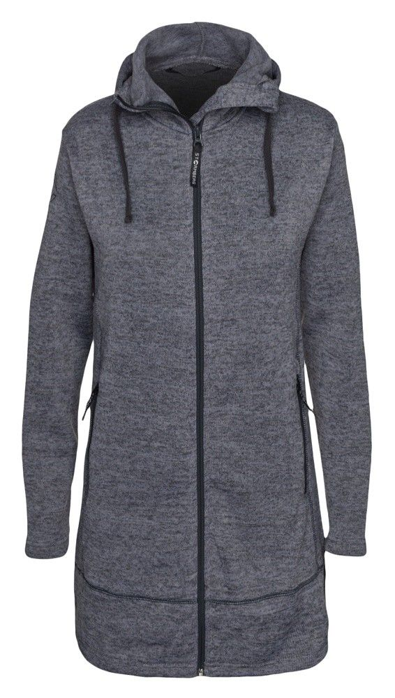 Tuvaseter 3/4 Length Fleece Jacket Woman