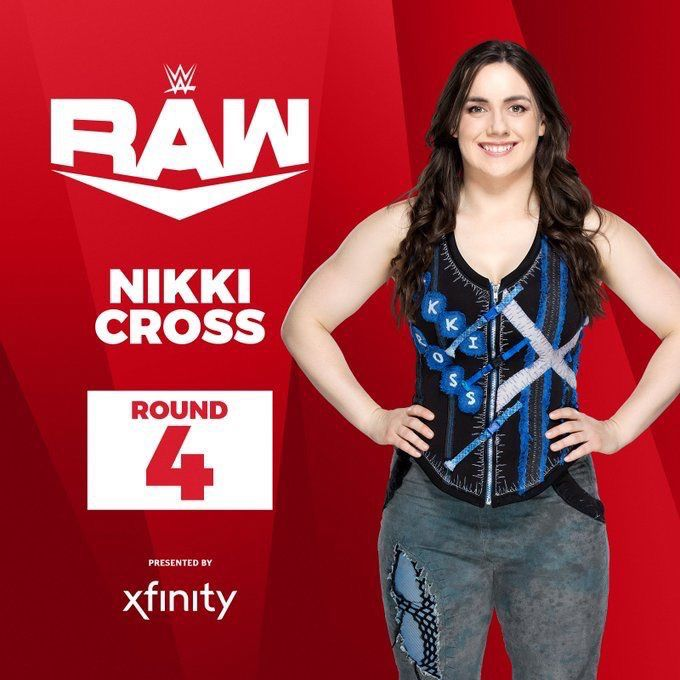 Raw: Nikki across | Wwe, Wwe draft, Wwe womens